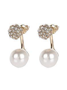 river-island-fauxnbsppearl-earrings