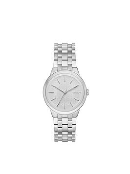 dkny-dkny-park-slope-stainless-steel-ladies-w