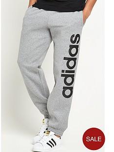 adidas-linear-logonbspsweat-pants