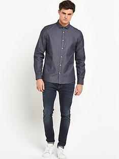 river-island-river-island-indigo-shredder-denim-shirt