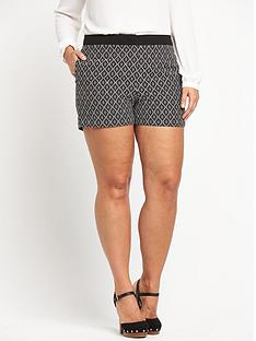 so-fabulous-jacquard-shorts