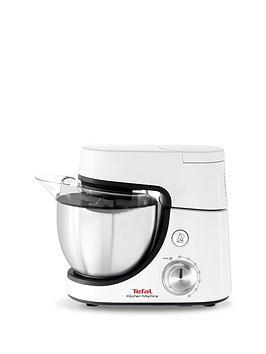 Tefal Qb502140 Kitchen Machine - White Collection