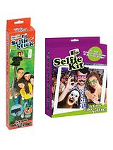 Selfie Stick and Selfie Photo Booth Kit