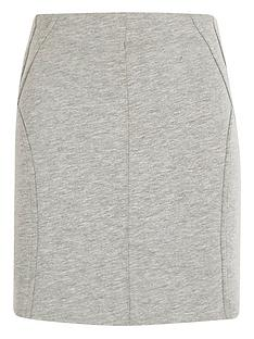 river-island-girls-panelled-bonded-a-line-skirt