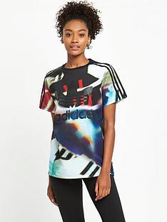 adidas-originals-shoe-chaos-printed-t-shirt