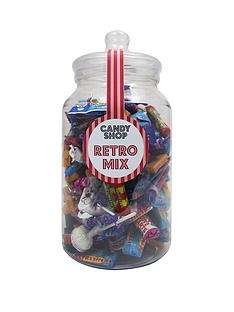 candy-shop-candy-shopnbspretro-mix-large-sweet-jar-13kg-buy-one-get-one-free