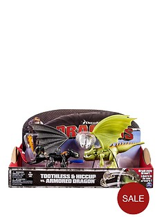 how-to-train-your-dragon-toothless-vs-armoured-dragon-set