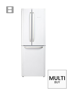 hotpoint-ffu3dw-american-stylenbsp70cm-frost-free-fridge-freezer-white