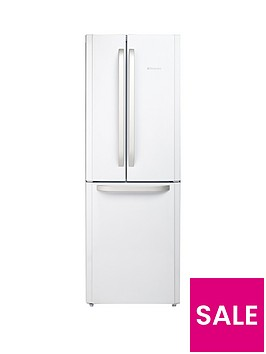 hotpoint-ffu3dw-american-stylenbsp70cm-frost-free-fridge-freezer-whitebr-a-energy-rating