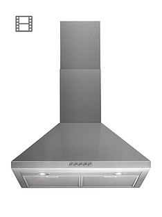 indesit-ihp645cmix-60cm-chimney-cooker-hood-stainless-steel