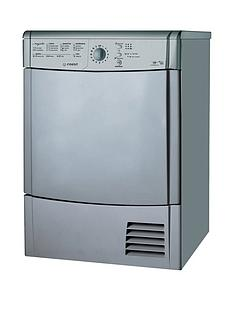 indesit-idcl85bhs-8kg-sensor-condenser-dryer-b-energy-silver