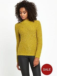 south-textured-yarn-turtle-neck-jumpernbsp