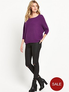 south-brushed-slouchy-rib-jumpernbsp