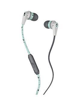 skullcandy-inkd-20-in-ear-headphones-with-mic-speckletacularmintblack