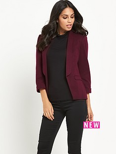 miss-selfridge-miss-selfridge-blazer
