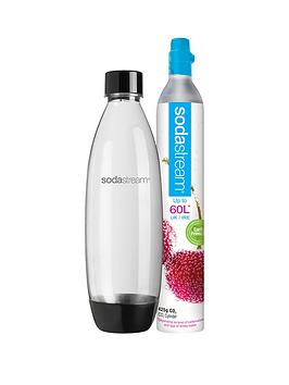 Sodastream Gas Cylinder With Free Fuse Water Bottle