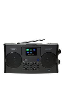 roberts-stream-207-internet-radio
