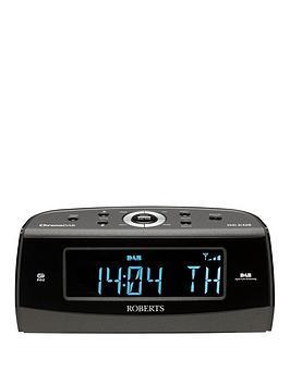 roberts chrono dab radio alarm clock. Black Bedroom Furniture Sets. Home Design Ideas