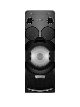 Sony Mhc-V7D High Powered Home Audio System With Bluetooth - Black