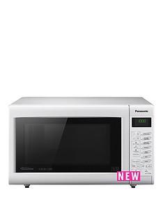panasonic-panasonic-nn-ct555wbpq-slimline-combination-microwave-white