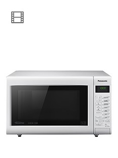 panasonic-panasonic-nn-ct555wbpq-slimline-combination-microwave-white