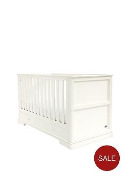 mamas-papas-oxford-cot-bed-white