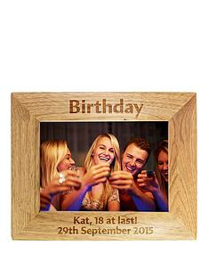 personalised-birthday-wooden-frame-large