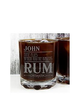 personalised-time-flies-when-youre-having-rum-tumbler