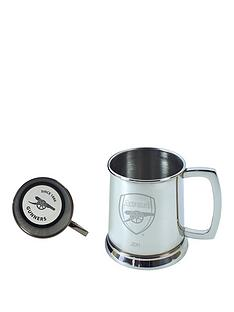 arsenal-arsenal-personalised-stainless-steel-glass-base-tankard