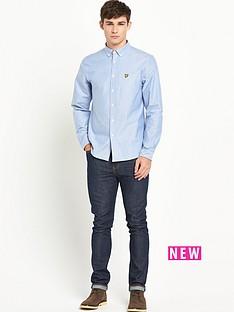 lyle-scott-lyle-amp-scott-ls-oxford-shirt