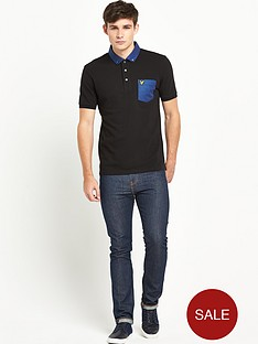 lyle-scott-lyle-amp-scott-chest-pocket-polo