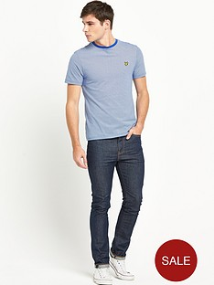 lyle-scott-fine-stripe-crew-neck-t-shirt