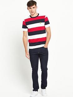 lyle-scott-rugby-block-stripenbspt-shirt