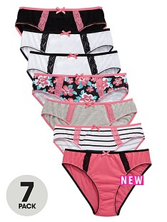 freespirit-girls-floral-colour-and-stripe-briefs-7-pack