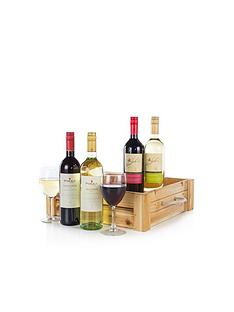 virginia-hayward-four-wines-in-wooden-gift-tray