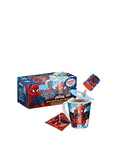spiderman-marvelnbsphot-chocolate-mug-gift-set