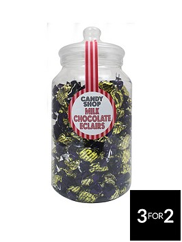 candy-shop-chocolate-eclairs-large-sweet-jar-13kg