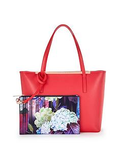 ted-baker-leather-shopper-with-purse