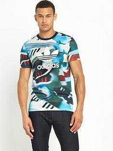 adidas-originals-shoe-chaos-mens-t-shirt