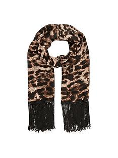 river-island-girls-animal-print-scarf
