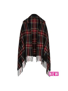 river-island-girls-hooded-tartan-scarf