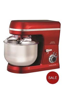 morphy-richards-400017-total-control-stand-mixer-red