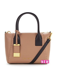 ted-baker-small-leather-tote-bag