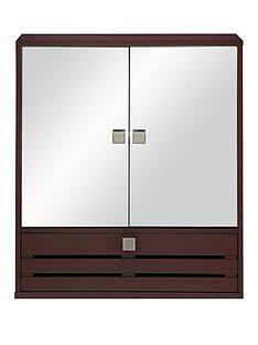 sherwood-dark-2-door-mirror-wall-cabinet