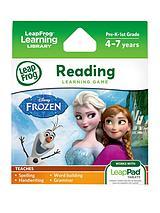Disney Frozen Learning Game