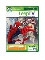 LeapTV Learning game: Spiderman