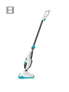 Vax S85-CM Steam Clean Multi Steam Cleaner - White