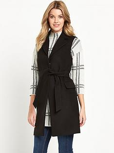 v-by-very-sleeveless-tie-waist-coat