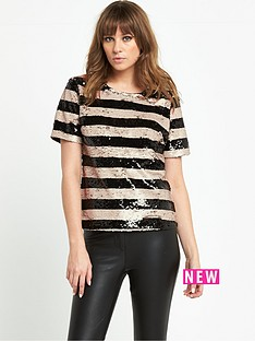 v-by-very-sequin-boxy-top