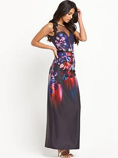 little-mistress-floral-print-maxi-dress
